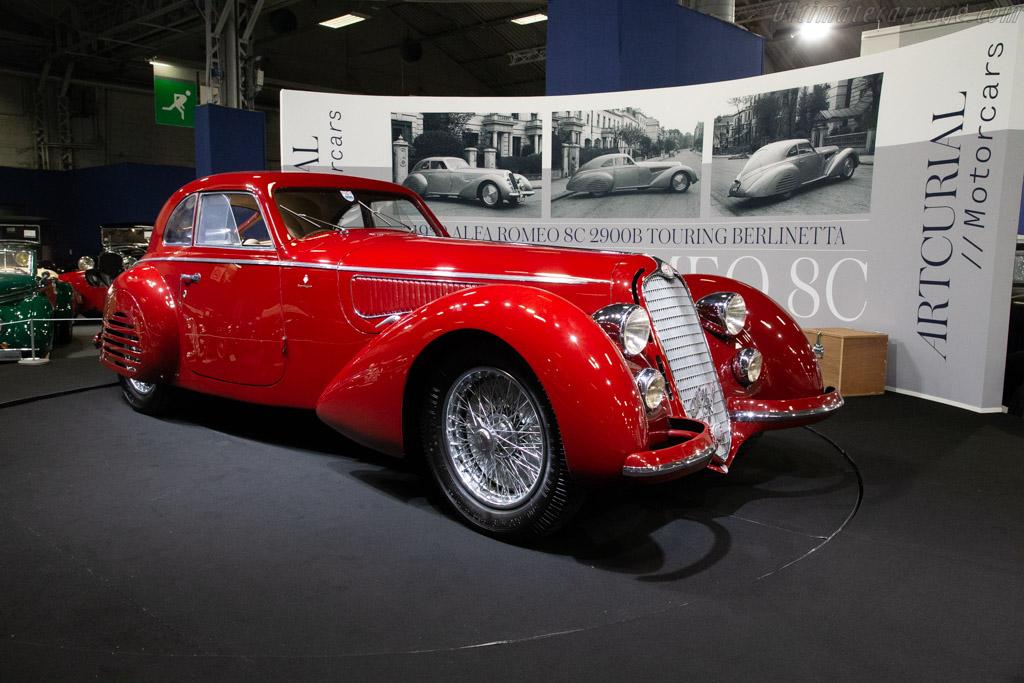 Alfa Romeo 8C 2900 - Chassis: 412024   - 2019 Retromobile