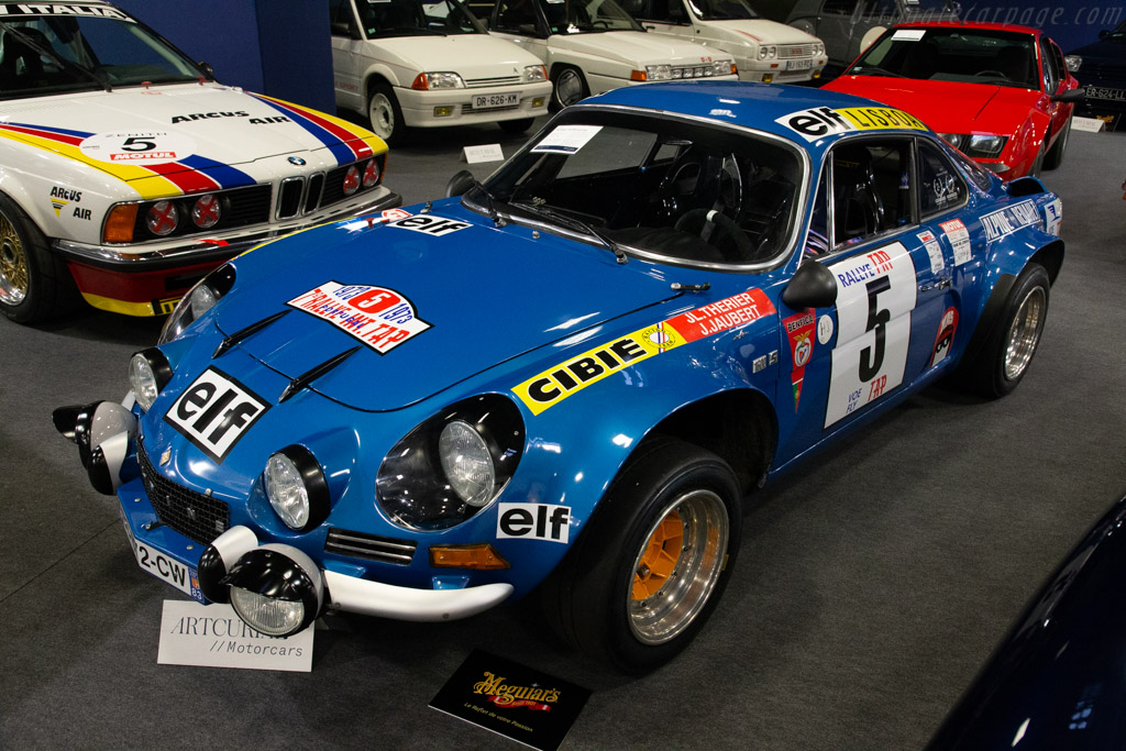 Alpine A110 1800 Group IV - Chassis: 18290  - 2019 Retromobile
