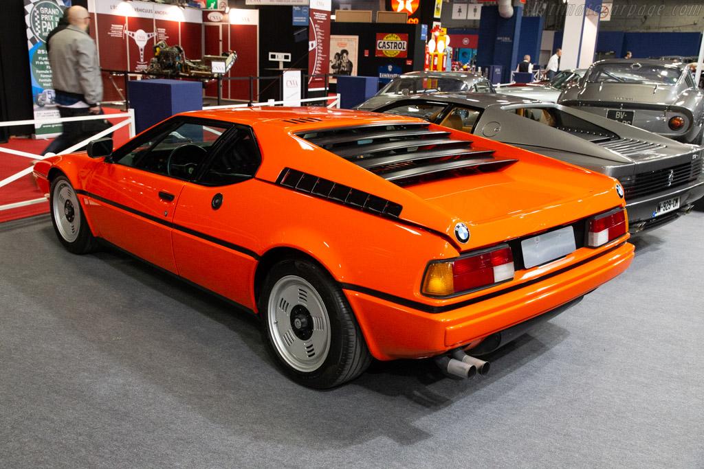 BMW M1 - Chassis: 4301096  - 2019 Retromobile