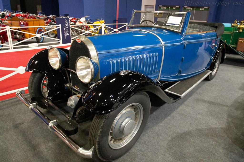 Bugatti Type 49 Cabriolet - Chassis: 49469  - 2019 Retromobile