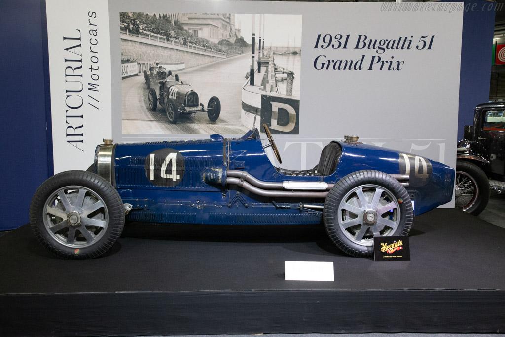 Bugatti Type 51 - Chassis: 51128  - 2019 Retromobile