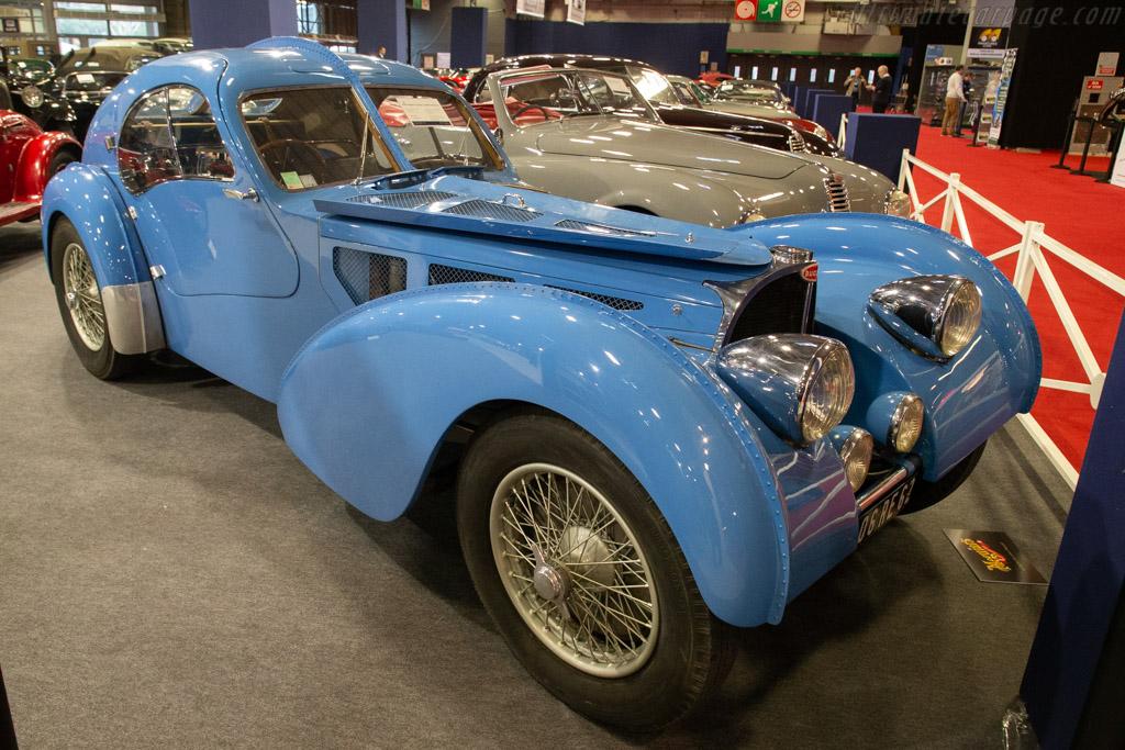 Bugatti Type 57 Atlantic Replica - Chassis: 57654  - 2019 Retromobile