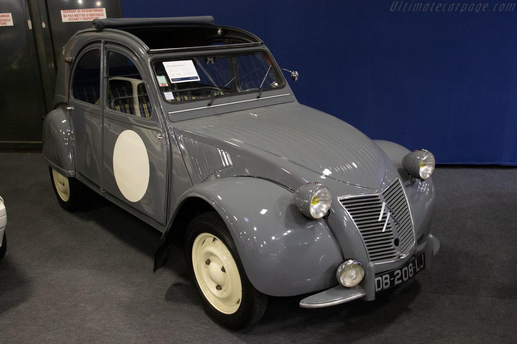 Citroën 2CV AZ 'Rallye' - Chassis: 253480  - 2019 Retromobile