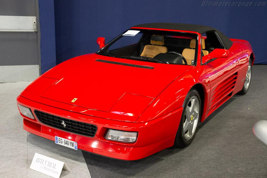 Ferrari 348 Spider - Chassis: 99222  - 2019 Retromobile