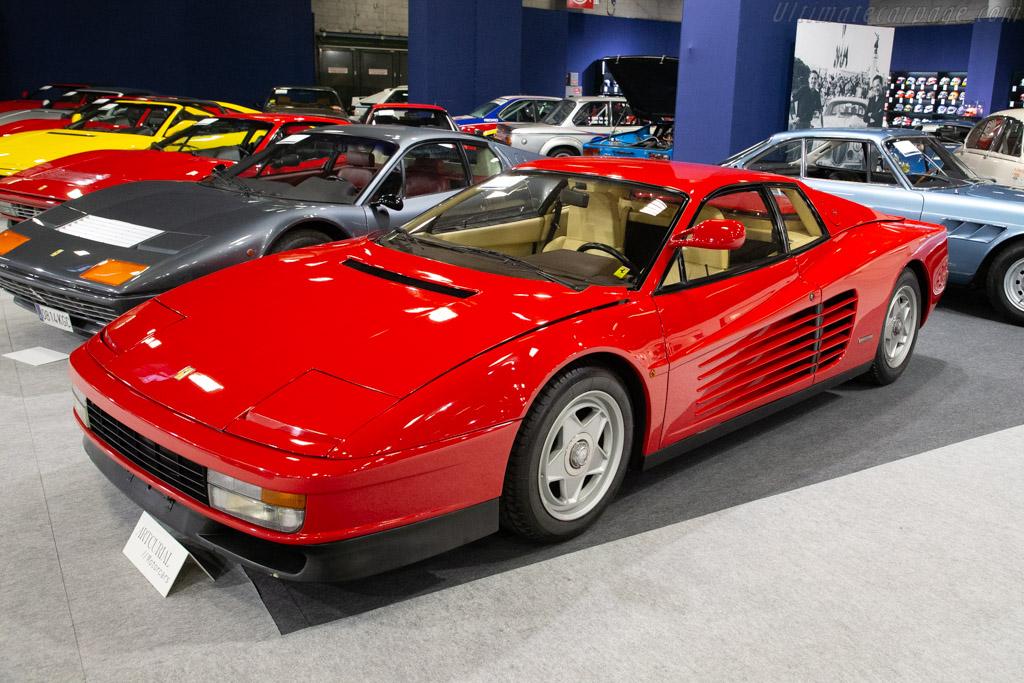 Ferrari Testarossa - Chassis: 53081  - 2019 Retromobile