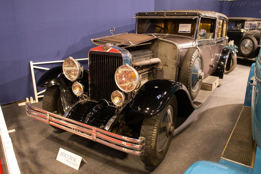 Hispano Suiza H6B Billeter et Cartier Coupe de Ville - Chassis: 12206  - 2019 Retromobile