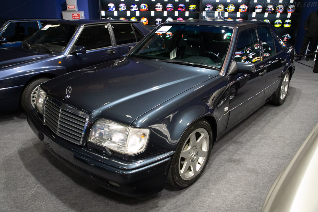 Mercedes-Benz 500 E Limited - Chassis: WDB1240361C213789  - 2019 Retromobile