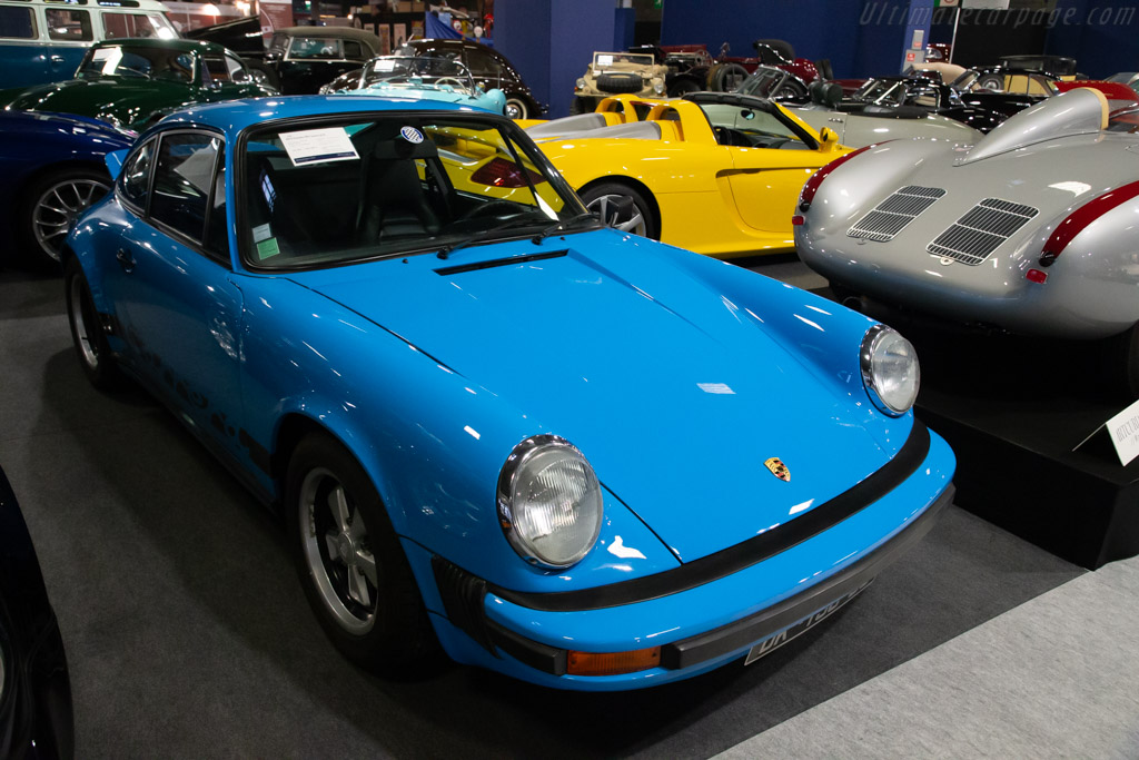 Porsche 911 Carrera 2.7 - Chassis: 911 460 0739  - 2019 Retromobile