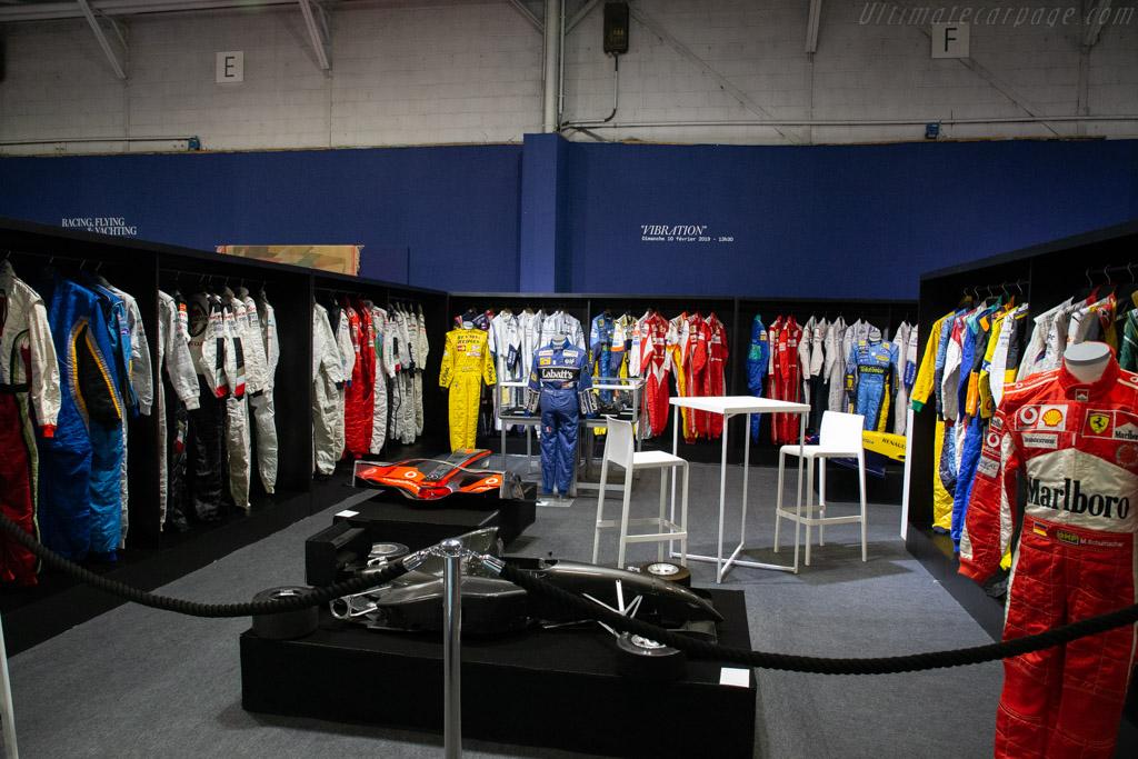 Racing Suits   - 2019 Retromobile