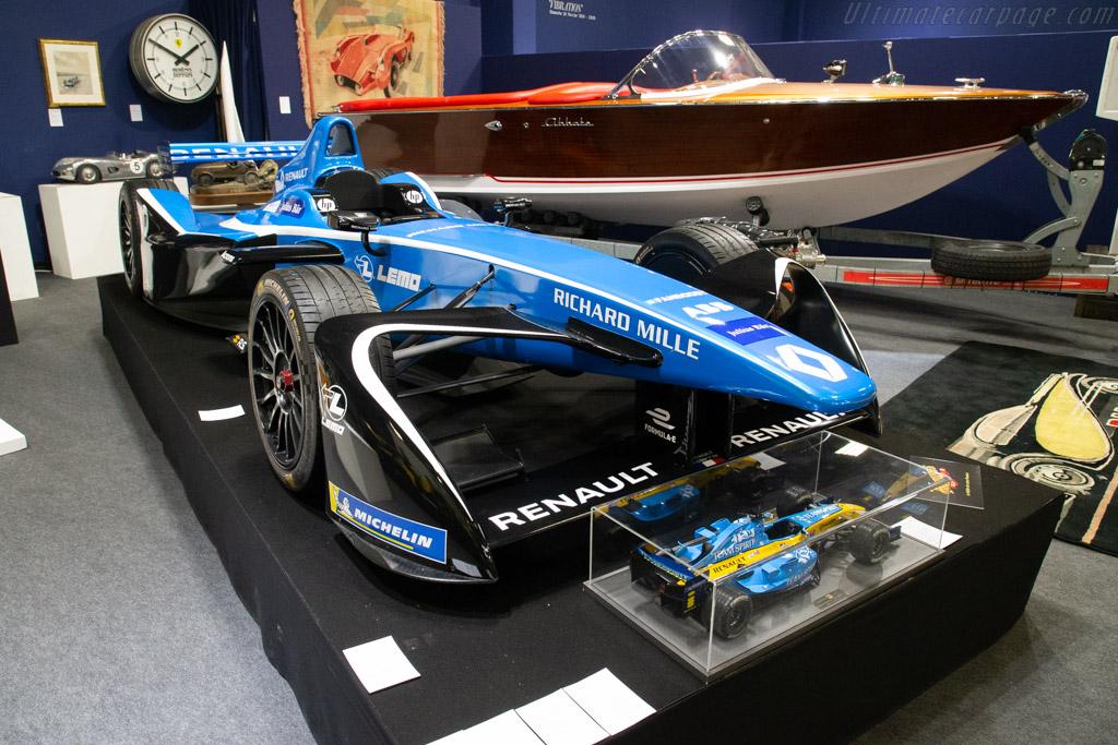 Spark Formula E   - 2019 Retromobile