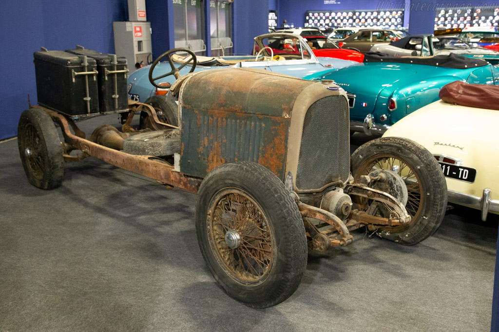 Voisin C7 Chassis - Chassis: 18590  - 2019 Retromobile
