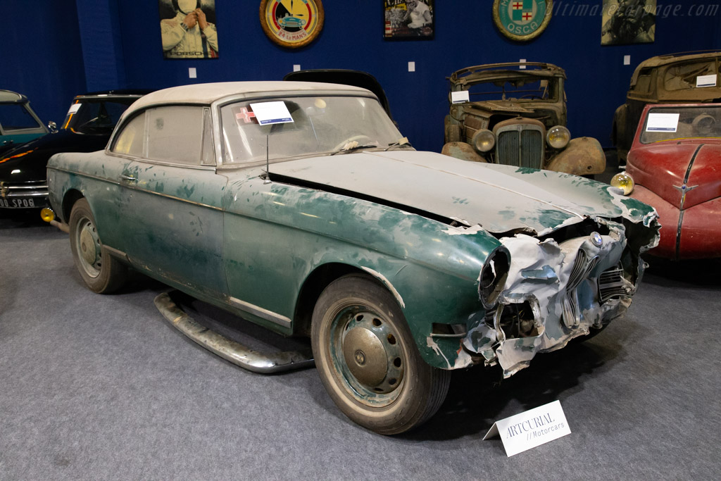 BMW 503 Coupe - Chassis: 69336  - 2020 Retromobile