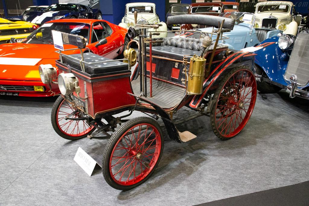 Benz Velocipad Comfortable - Chassis: 788  - 2020 Retromobile