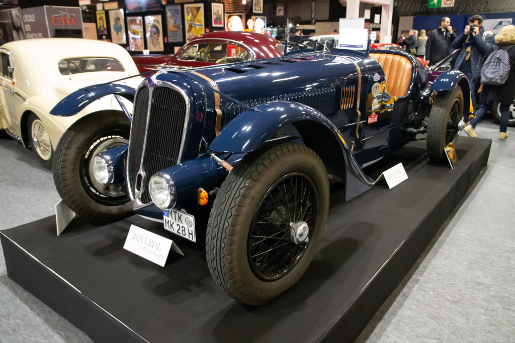 Delahaye 135 Special Biplace Roadster - Chassis: 46625  - 2020 Retromobile