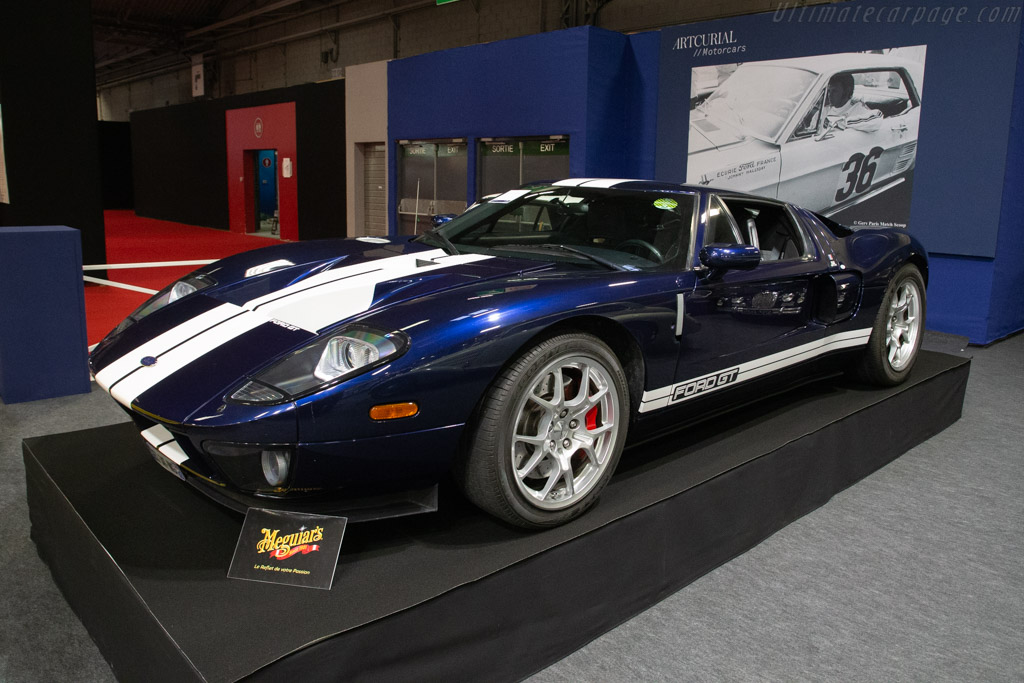 Ford GT - Chassis: 1FAFP90S16Y400211  - 2020 Retromobile