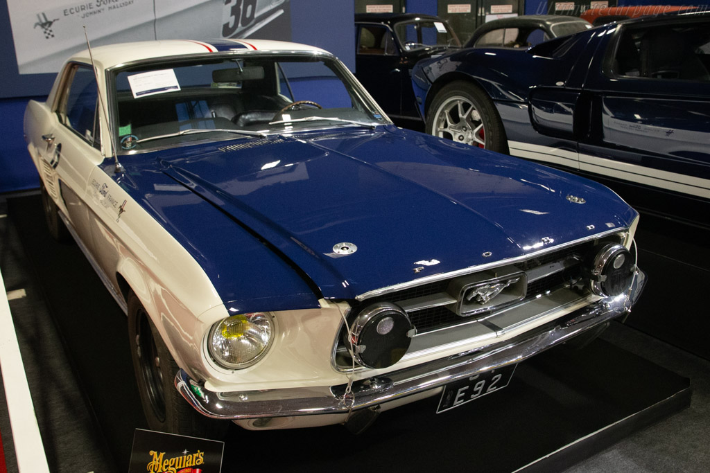 Ford Mustang 390 GT - Chassis: 7T01S133885  - 2020 Retromobile