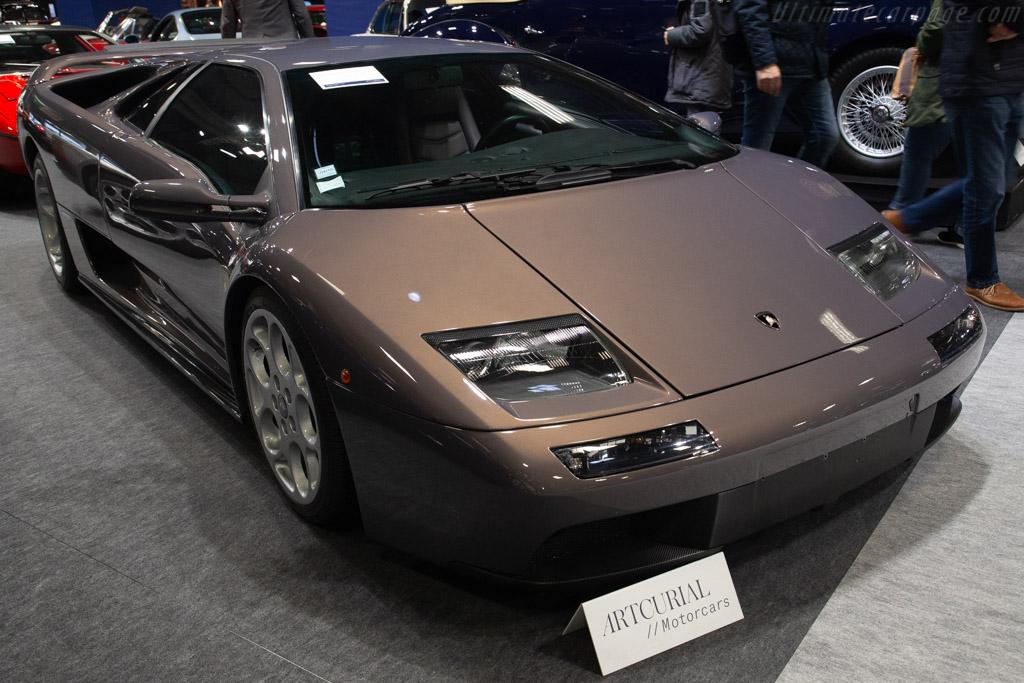 Lamborghini Diablo VT 6.0 - Chassis: ZA9DE01A01LA12849  - 2020 Retromobile