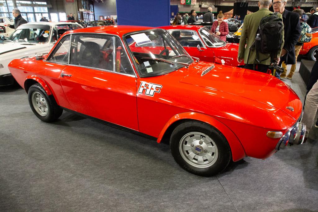 Lancia Fulvia 1600 HF Fanalone - Chassis: 818 540 002179  - 2020 Retromobile