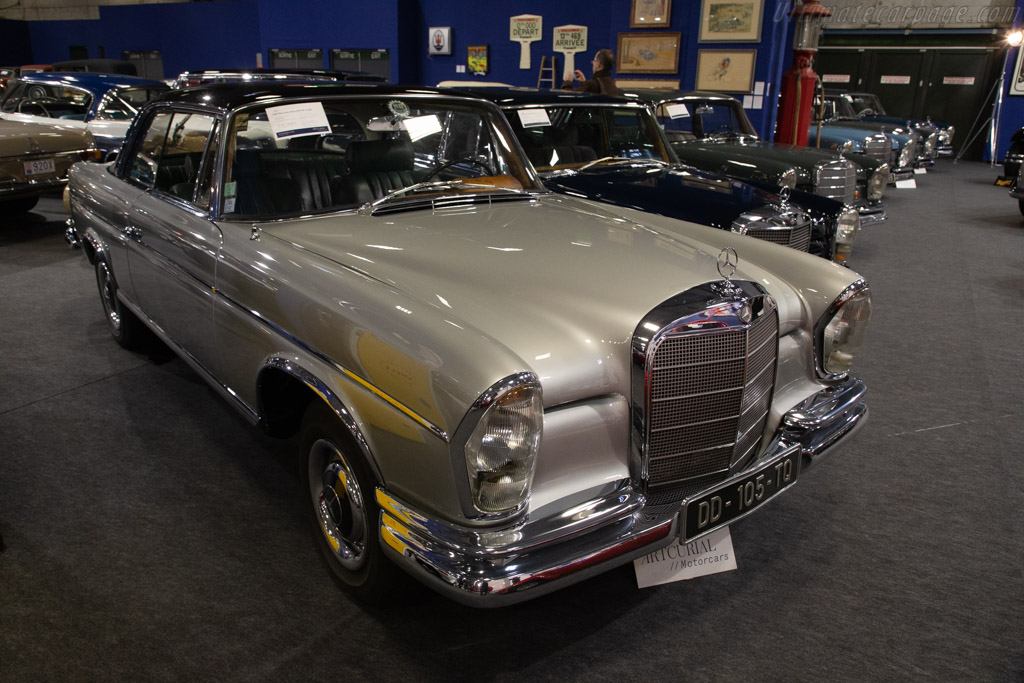 Mercedes-Benz 300 SE Coupe - Chassis: 112.021.10.009736  - 2020 Retromobile