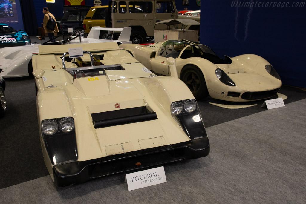 Serenissima 3000 SP Prototipo - Chassis: MK 168-001  - 2020 Retromobile