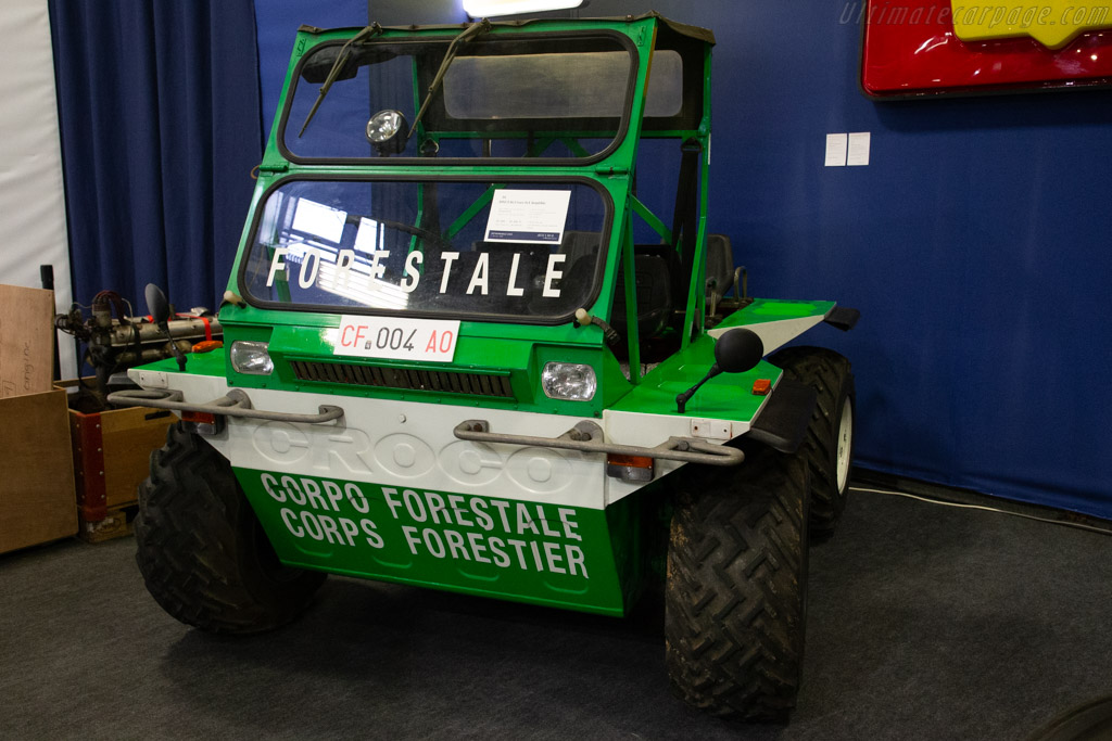 TAG Croco 4x4 Amphibian - Chassis: 1.06.02.041.1283  - 2020 Retromobile
