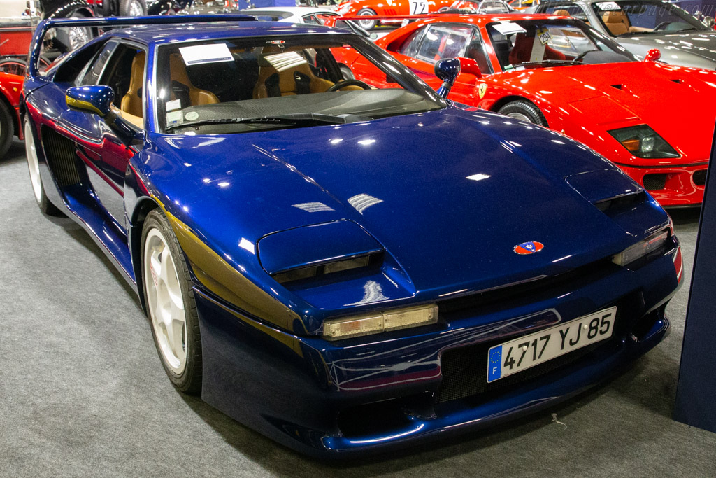Venturi 400 GT - Chassis: VK8TRY61195CE0008  - 2020 Retromobile