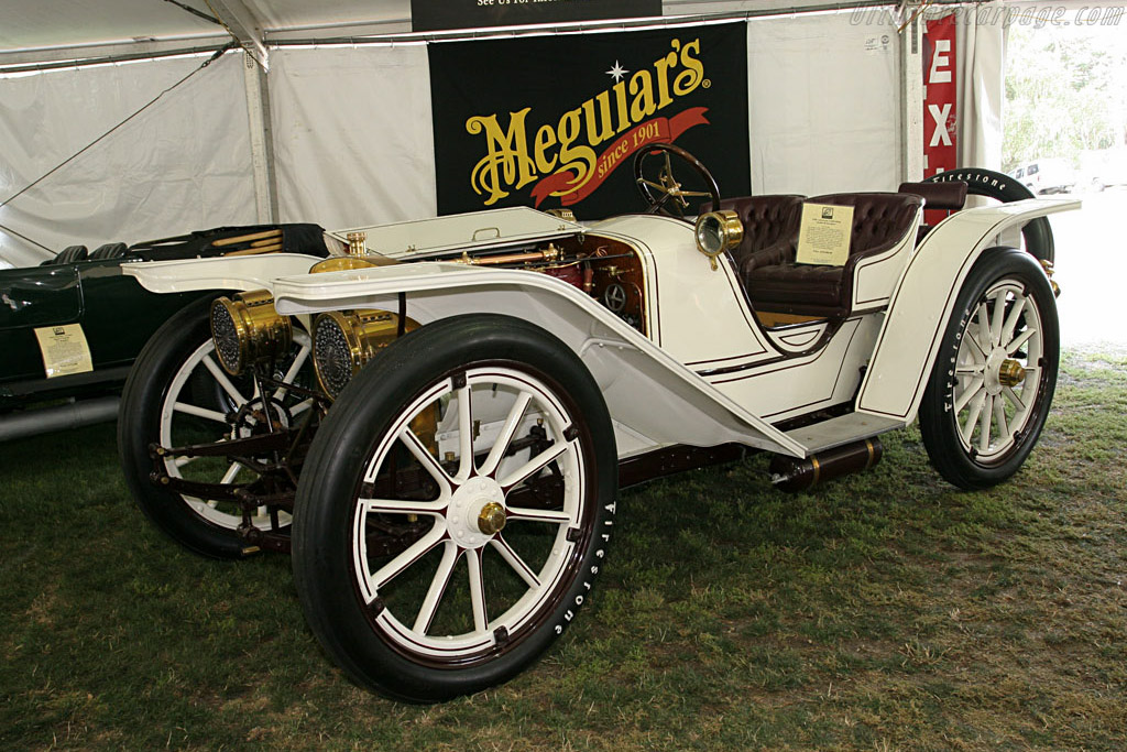American Underslung Model 50 Roadster    - 2006 Monterey Peninsula Auctions and Sales