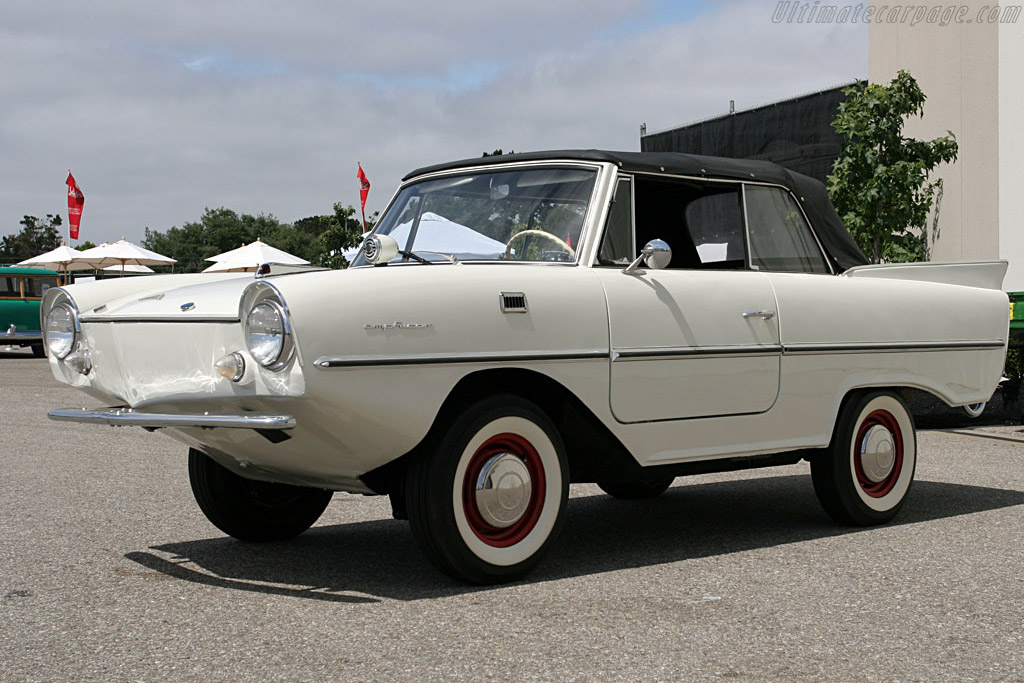 Amphicar - Chassis: 106533019   - 2006 Monterey Peninsula Auctions and Sales