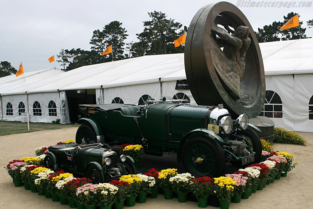 Bentley 4.5 Litre Blower - Chassis: SM3907   - 2006 Monterey Peninsula Auctions and Sales