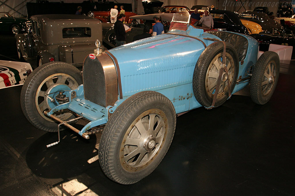 Bugatti Type 35C - Chassis: 4889   - 2006 Monterey Peninsula Auctions and Sales