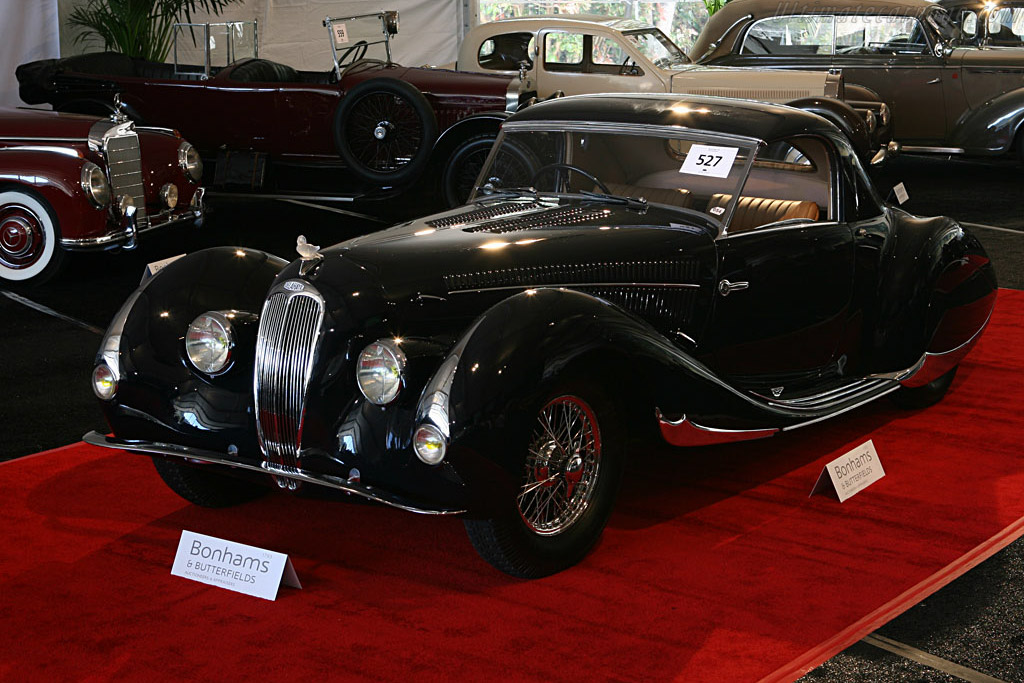 Delahaye 135 MS Figoni & Falaschi Coupe - Chassis: 60112   - 2006 Monterey Peninsula Auctions and Sales