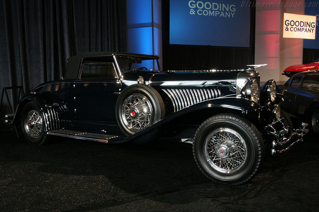 Duesenberg J Convertible Coupe - Chassis: 2198 J-179   - 2006 Monterey Peninsula Auctions and Sales