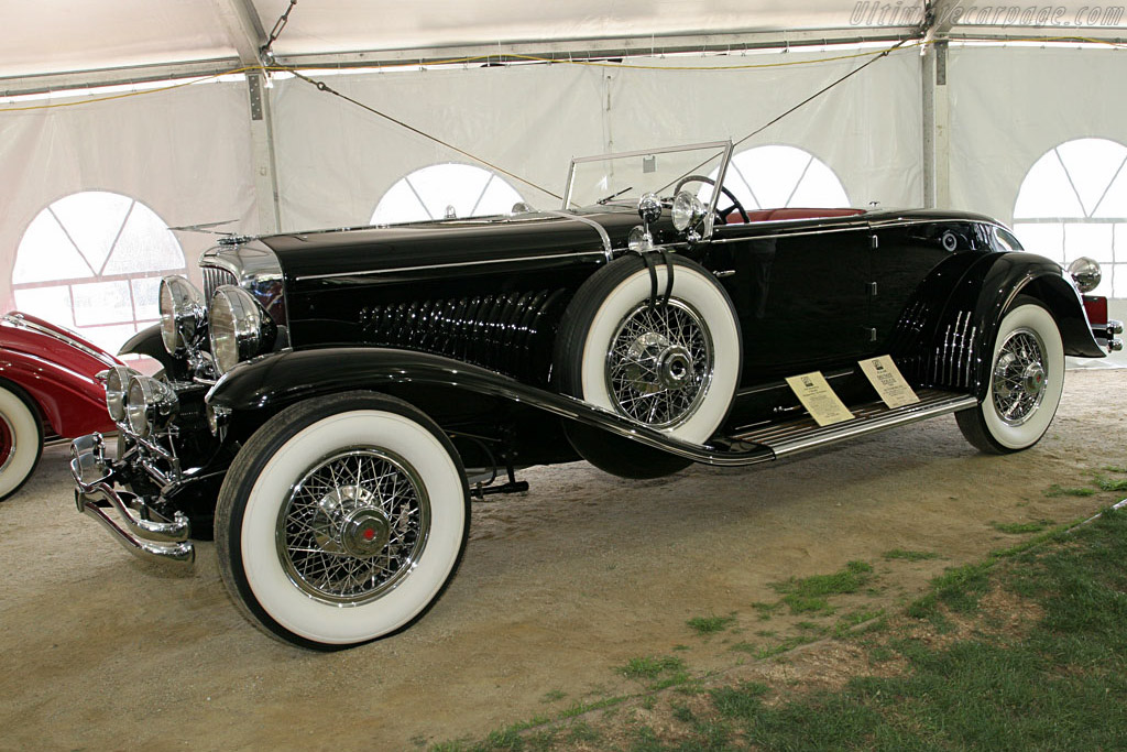 Duesenberg J Murphy Disappearing Top Roadster    - 2006 Monterey Peninsula Auctions and Sales