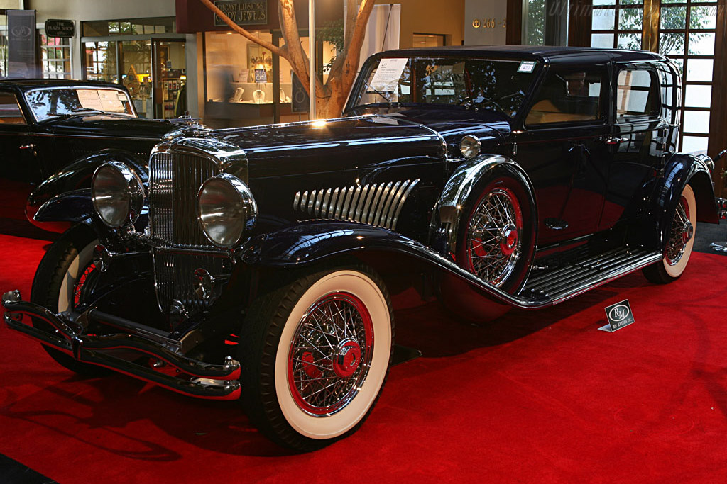 Duesenberg J Sport Berline - Chassis: 2305 J287   - 2006 Monterey Peninsula Auctions and Sales