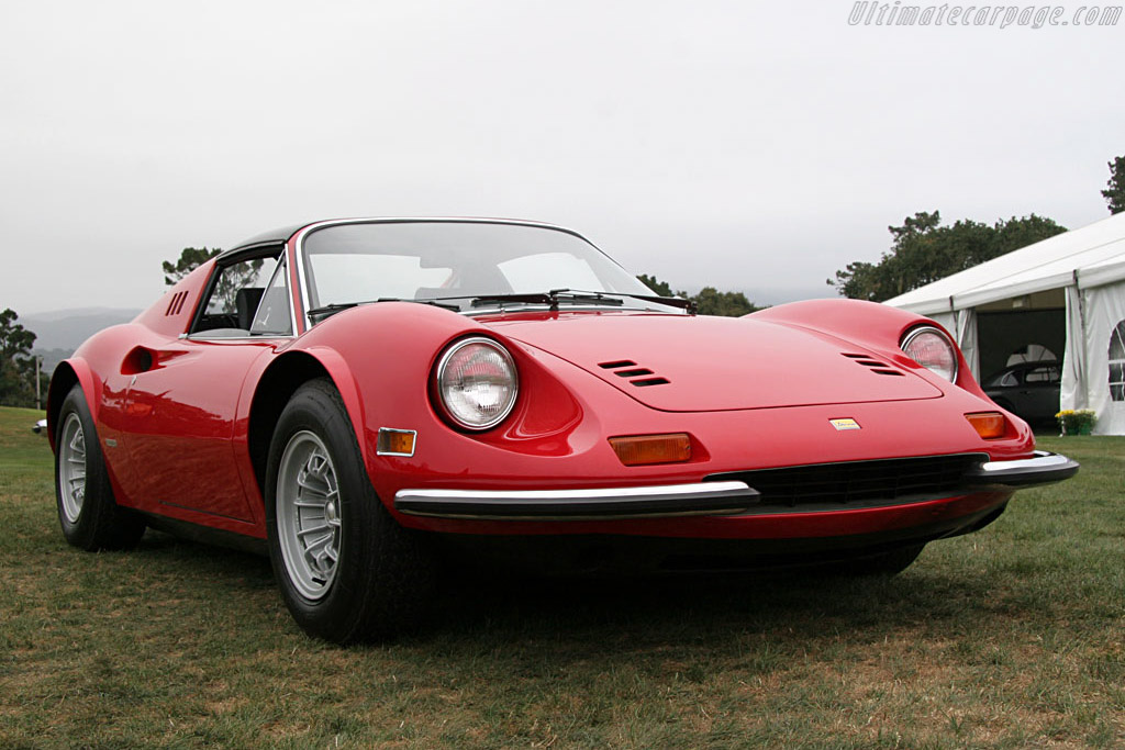 Ferrari 246 GTS Dino    - 2006 Monterey Peninsula Auctions and Sales