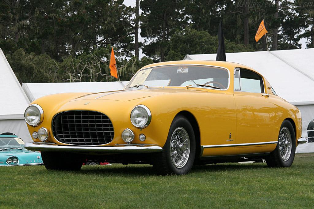 Ferrari 250 Europa    - 2006 Monterey Peninsula Auctions and Sales