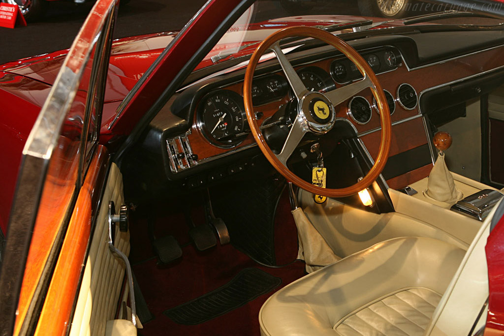 Ferrari 330 Michelotti Coupe - Chassis: 09083   - 2006 Monterey Peninsula Auctions and Sales