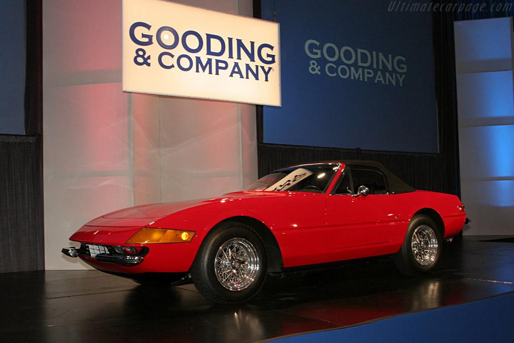 Ferrari 365 GTB/4 Daytona Spyder - Chassis: 16223   - 2006 Monterey Peninsula Auctions and Sales