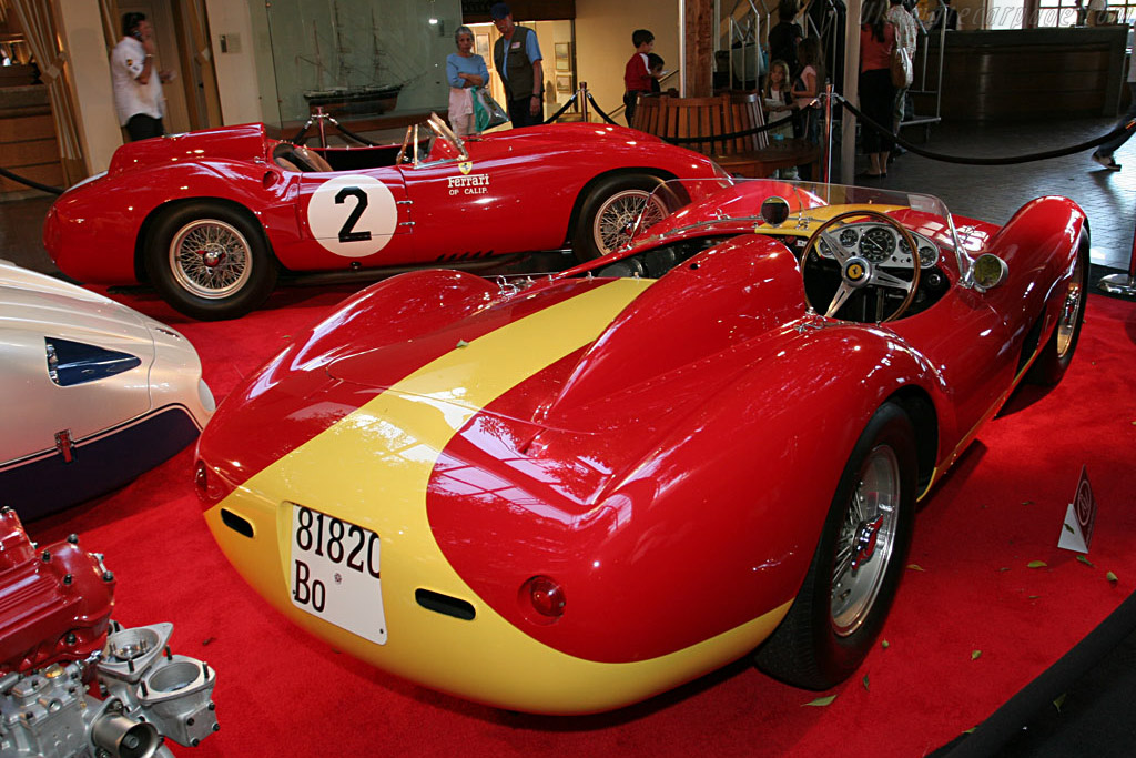 Ferrari 500 TRC - Chassis: 0670MDTR   - 2006 Monterey Peninsula Auctions and Sales