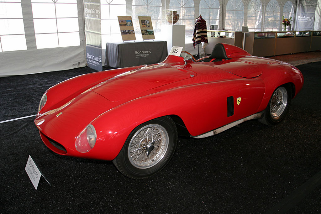Ferrari 750 Monza - Chassis: 0492M   - 2006 Monterey Peninsula Auctions and Sales