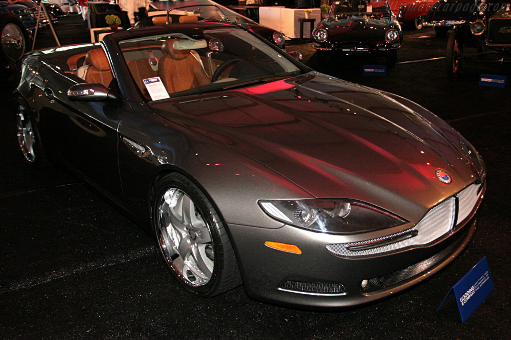 Fisker Tramonto    - 2006 Monterey Peninsula Auctions and Sales
