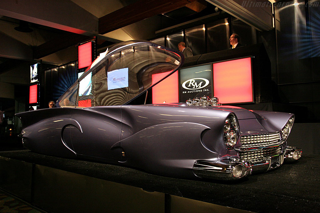 Ford Custom Beatnik Bubble Top - Chassis: U5UG116632   - 2006 Monterey Peninsula Auctions and Sales