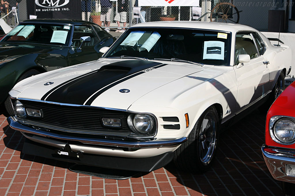 Ford Mustang Mach 1 - Chassis: 0R05H162582   - 2006 Monterey Peninsula Auctions and Sales