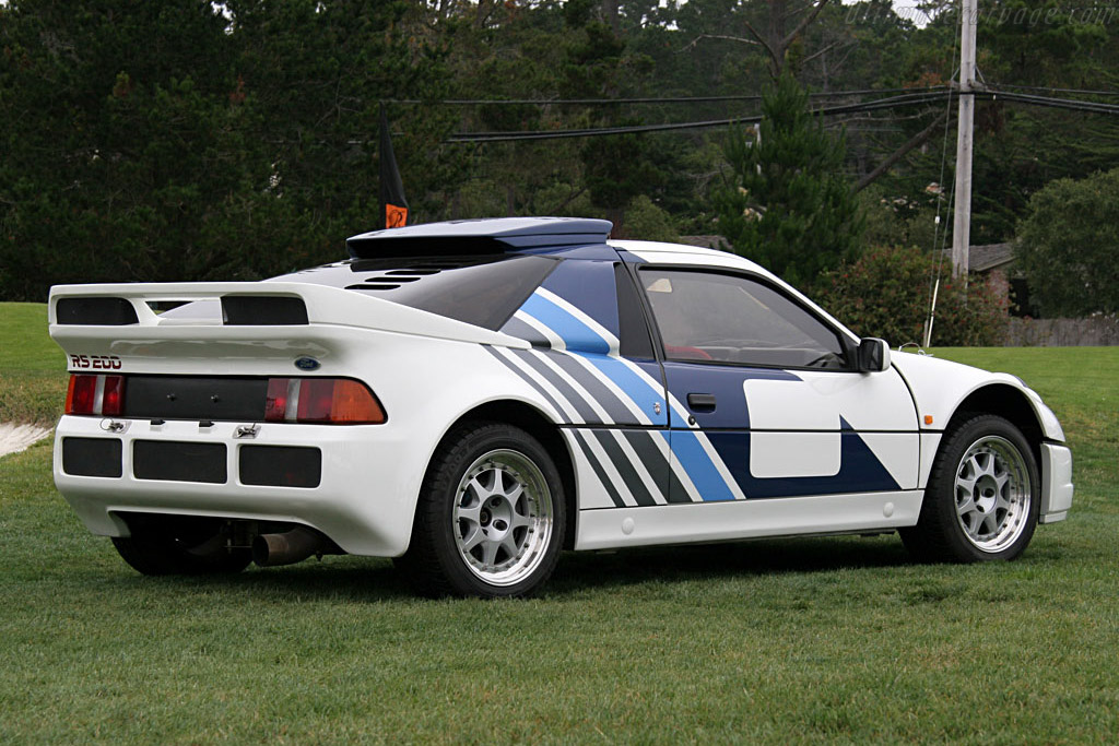 Ford RS200    - 2006 Monterey Peninsula Auctions and Sales