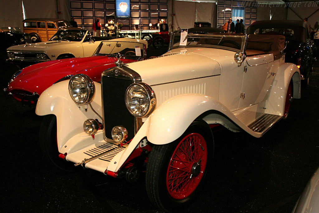 Georges Irat Cabriolet - Chassis: 2773   - 2006 Monterey Peninsula Auctions and Sales