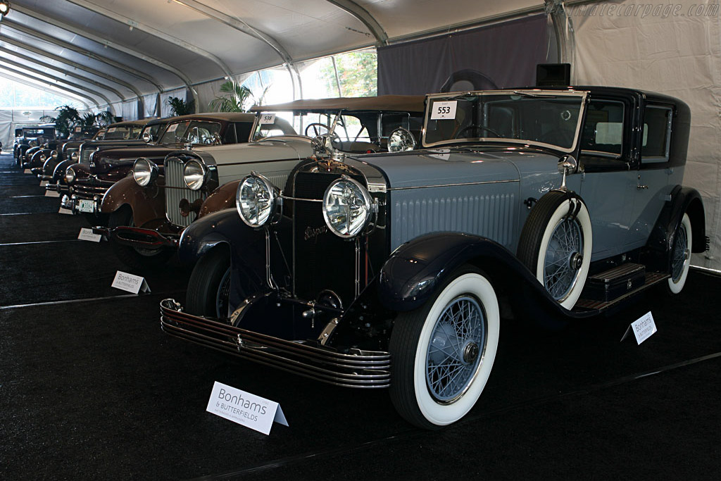 Hispano Suiza H6B Coupe Chauffeur - Chassis: 11767   - 2006 Monterey Peninsula Auctions and Sales