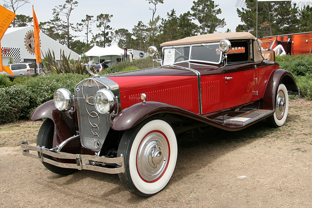 Isotta Fraschini 8A    - 2006 Monterey Peninsula Auctions and Sales