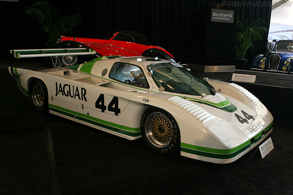 Jaguar XJR-5 - Chassis: XJR-5/004   - 2006 Monterey Peninsula Auctions and Sales