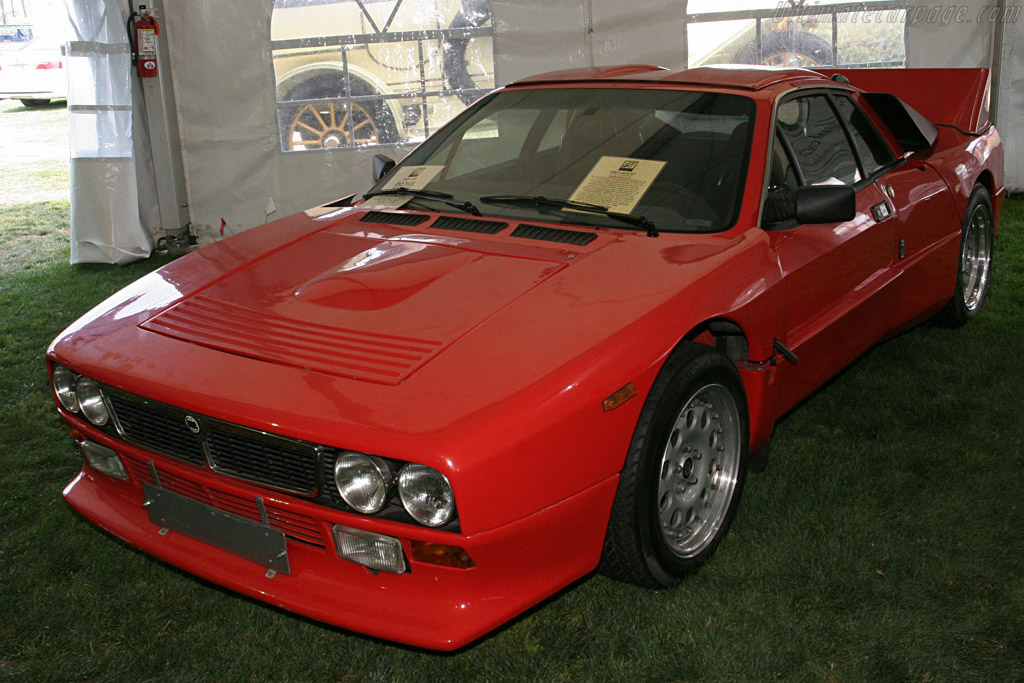Lancia 037    - 2006 Monterey Peninsula Auctions and Sales