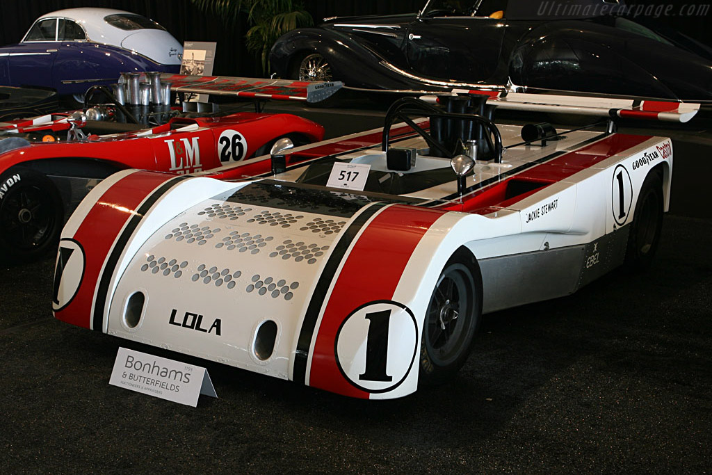 Lola T260 - Chassis: SL220/02   - 2006 Monterey Peninsula Auctions and Sales